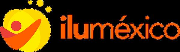 ilumexico logo blanco